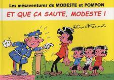 BD prix réduit Modeste et Pompon Et que ca saute, Modeste ! Loup