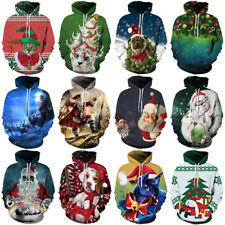 Womens/Mens Cosplay Funny 3D Print Casual Hoodies Sweatshirt Pullover 2018 Gift