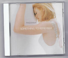 Something to Remember by Madonna (CD, Nov-1995, Warner Bros.)