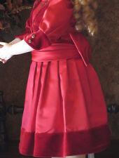 "Antique French Doll Dress For 22"" bru jumeau fg steiner paris bebe"