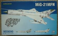 Eduard 1/48 MiG-21MFN Czech Air Force Weekend Edition