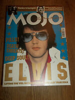 MOJO MAGAZINE ( 101 ) APRIL 02 ELVIS / BUZZCOCKS / SMOKEY ROBINSON / NEIL YOUNG