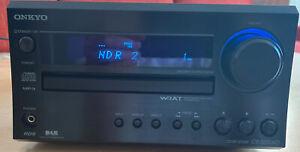 Onkyo CR-325UKD CD-Receiver ++ mit Fernbedienung ++ läuft ++ 20,5cm breit ++