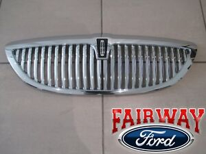 03 thru 11 Lincoln Town Car OEM Genuine Ford Chrome Grille Grill with Emblem NEW