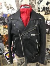Unbranded Biker Jackets Regular Size Coats & Jackets for Men
