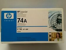 HP Laser Jet 74A Print Cartridge 92274A