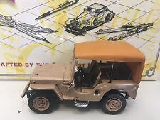 MATCHBOX 1/43 YYM35055 1945 Willys Jeep CJ2A