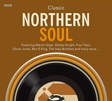 Classic Northern Soul 3 Cd Set Frank wilson Do I Love You, Isley Brothers +more