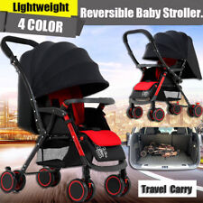 New Baby Kids Toddler Lightweight Fold Stroller Pushchair Travel Pram Pushchair
