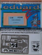 Eduard 1/48 FE246 Colour Zoom etch 4 the Tamiya Grumman F4F-4 Wildcat