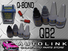 Q-BOND PLASTIC WELD QB2 FILLING POWDER ULTRA STRONG CAN BE SANDED IN TO SHAPE