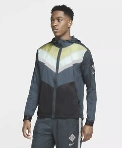 Nike Windrunner Wild Run Jacket (Green) - XXL - New ~ CU5738 364
