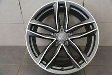 20 Zoll original Audi A6 S6 4G Allroad 8,5J x 20 ET 43 4G9601025N Felge Alufelge