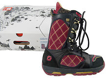 New $300 Burton Sabbath Snowboard Boots! Us 6 Uk 5 Mondo 24 Euro 38 *Purple*