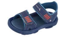 Chaussures bleus pour bébé garçons