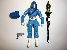 GI JOE COBRA COMMANDER Action Figure COMPLETE 3 3/4 C9+ v20 2005
