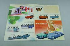 8000er Serie Märklin 1/50 französischer Katalog 1958 seltenes Original 511801