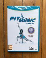 Fit Music for Wii U (Nintendo Wii U) Version FAH - NEUF / SCELLÉ