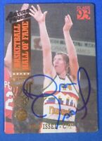 DAN ISSEL signed auto autograph 1993 Action Packed Hall of Fame Denver Nuggets
