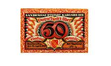 German 50 Pfennig Banknote Karlsruhe 1920
