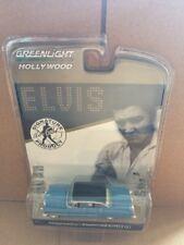 Greenlight Hollywood Diecast -Elvis 1955 Cadillac Fleetwood Series 60 -1:64