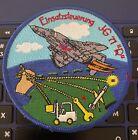 German Air Force Jabog 71, Pferdsfeld ab Germany, original with sticker Patch