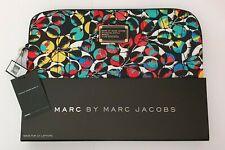 "Marc Jacobs - Black and Multi Coloured Cherry Design 13"" Laptop case"