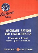 General Electric Tubes Essential 