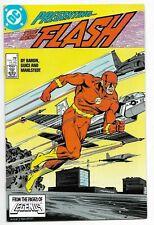 The Flash  #1 DC Comics 1987 VF