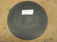 ADC LT-60 Turntable Original Rubber Mat. Soft & Pliable. Parting Out ADC LT-60.