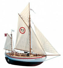 """Brand new, RC compatible model ship kit by Billing Boats: the """"Colin Archer"""""""