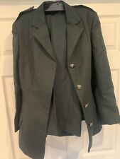 More details for obsolete irish ruc royal ulster constabulary police women's uniform tunic