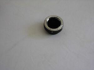 Original Minolta  Zwischenring 21mm