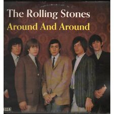 The Rolling Stones Lp Vinile Around And Around / Nova 6.21392 AO Nuovo