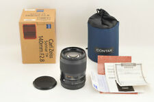 *MINT in BOX* Contax Carl Zeiss 645 Sonnar 140mm f/2.8 T from Japan #2179