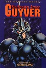Bio Booster Armor Guyver (Viz Graphic Novel)-ExLibrary
