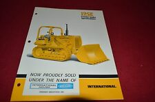 International Harvester Dressler 125E Crawler Loader Dealer's Brochure DCPA2  2