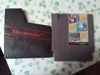 Vintage 1985 Nintendo Super Mario Bros. Duck Hunt World Class Track Meet