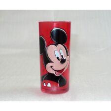 Disney Mickey Mouse Trinkflasche Glas, Disneyland Paris Original N: 1967