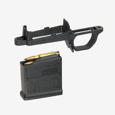 Magpul Bolt Action Magazine Well for Hunter 700 Stock - Black - MAG497-BLK