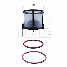 Mahle Filtro De Combustible De Alta Resistencia-KX72D2-Paquete Doble