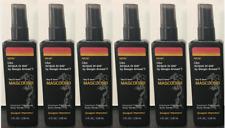 6 MASCOLINO Men Fragrance Body Spray By Parfums De Coeur 4oz Designer Imposters