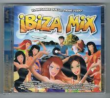 IBIZA MIX - DJ TEDU - 2 CD SET 31 TRACKS - 2012 - NEUF NEW NEU
