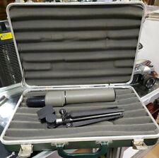 Bushnell Competitor Spotting Scope 20x40 R20127 Japan W/ Tripod & Case