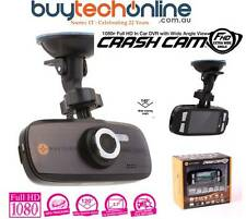 "Navig8r NAVCAM-FHDWD Car Crash Camera Full HD 1080p 2.7"" LCD Wide Angle 140deg"