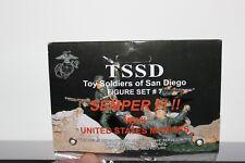 TSSD WW2 UNITED STATES MARINES (SEMPER F1)