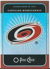 2007-08 OPC O-Pee-Chee CAROLINA HURRICANES #CL6 Checklist