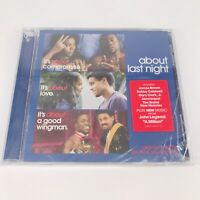 About Last Night Original Motion Picture Soundtrack CD BRAND NEW SEALED