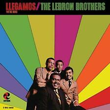 LEBRON BROTHERS-LLEGAMOS: WE`RE HERE VINYL LP NEW