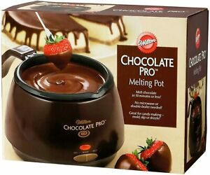 Wilton Chocolate Pro Electric Melting Pot Discontinued By Manufacturer